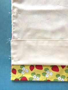 Learn How to Sew Lined Curtains, Step By Step