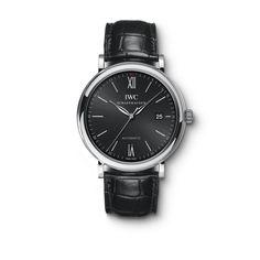 David M Robinson - IWC Portofino Automatic - All Collections - IWC Schaffhausen - By Brand - Watch