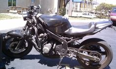 stripped 87 cbr1000f - Google Search