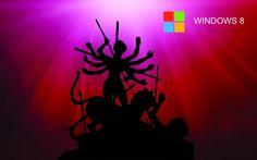 Entry by parikshit jamadagni #Durgapuja #Windows8