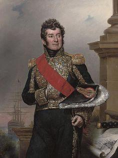 Paulin-Jean-Baptiste Guérin (French, 1783-1855),Laurent Jean-François, comte de Truguet, né à Toulon le 10 janvier 1752 et mort dans cette même ville le 26 décembre 1839, est un officier de marine français des xviiie et xixe siècles. Amiral de France, il est ministre de la Marine (1795–1797) et ambassadeur de France en Espagne (1797).