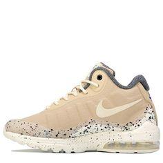online retailer 5a579 ef10b Nike Women s Air Max Invigor Mid Sneaker Boots (Mushroom Sail) Sneaker Boots ,