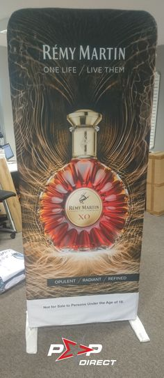 #remymartin #opulent #radiant #refined Remy Martin, Wall Banner, Exhibition Display, Banner Printing, Banners, Africa, Pop, Frame, Prints