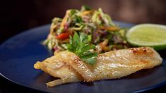 Miso Cod but saved for the Salad recipe Seafood Recipes, Paleo Recipes, Cooking Recipes, Yummy Recipes, Just Cooking, Cooking Time, Miso Recipe, My Kitchen Rules