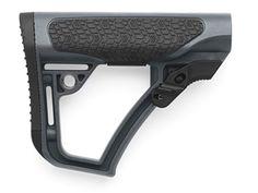 Daniel Defense Stock Collapsible Mil-Spec Diameter AR-15, LR-308 Carbine Synthetic