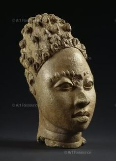 The Art And Architecture Of Yorubaland! African American Artwork, Afrique Art, African Traditions, African Sculptures, Vintage Black Glamour, Art Premier, Yoruba, Graf, Terracota