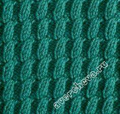 8585-18 (500x475, 307Kb) Lace Knitting Stitches, Fair Isle Knitting Patterns, Knit Patterns, How To Purl Knit, Rubrics, Crochet Crafts, Rib Knit, Free Pattern, Accessories