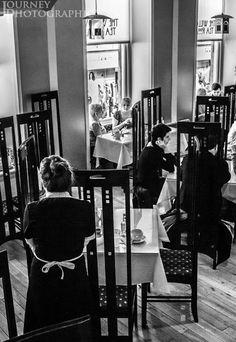 Willow Tearooms, Glasgow - Charles Rennie Mackintosh