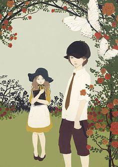 Katogi Mari Illustration