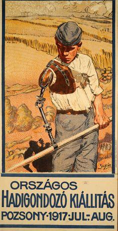 Suján: Országos Hadigondozó Kiállítás (1917)