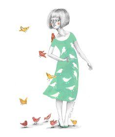 ilustración de Helena Pérez García