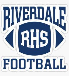 Riverdale - Football Team Sticker