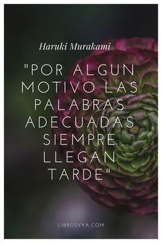 Murakami...