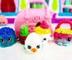These Season 4 Shopkins from @moose_toys could be yours! Enter our giveaway! #shopkins #shopkinsworld #shopkinslove