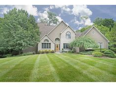 This property is listed at $735,000. Rare find - private 2.2 acre oasis in Sycamore Schools! Hardwood floors; 3 fireplaces; great room and 1st floor master bedroom both walk out to tiered deck, inground heated pool and wooded view; hearth room w/ stone fp; screened porch; 1st fl study; jack 'n jill bath; 4th bdrm w/ own bath; fin walkout LL w/full bath & wet bar; new furnace and a/c. 11545 Stablewatch Ct Cincinnati Symmes Twp OH 45249 (MLS# 1501326) - Comey & Shepherd Realtors