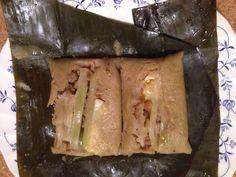 Tamales peruanos de mi cocina.