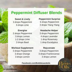 Peppermint Blends