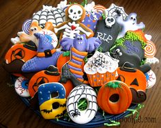 Cupookie: Halloween is in the air!