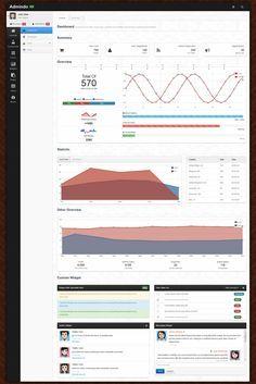 Cyrus studio free bootstrap portfolio theme free creative agency admindo admin template dashboard inspiration malvernweather Image collections
