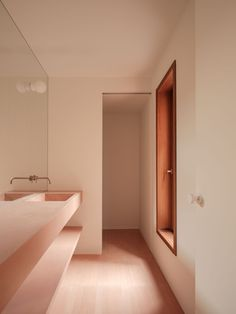 Lover's House in Mallorca by ISLA Architects | Yellowtrace Terrariums, Terrarium Design, Contemporary Architecture, Architecture Design, Vicky Christina Barcelona, Patio Grande, Concrete Bench, Guest Toilet, Long Walls