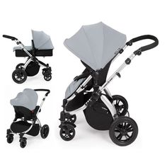 Ickle Bubba Stomp V2 Silver Frame 3in1 Travel System-Silver Description: Package Includes: Ickle Bubba lightweight aluminium Chassis Ickle Bubba Seat Unit Ickle Bubba Carrycot Ickle Bubba 0+ Infant Car Seat Ickle Bubba Car Seat Adapters Ickle Bubba Rain Cover The Stomp 3 in 1 travel system provides everything you'll need to get from a to b whilst... http://simplybaby.org.uk/ickle-bubba-stomp-v2-silver-frame-3in1-travel-system-silver/