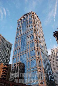 Madison Plaza United Center, Skyscraper, Multi Story Building, The Unit, Google, Atelier, Skyscrapers