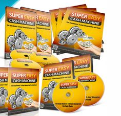 Super Easy Cash Machine – TOP 3 Step Blueprint System for Building a Super Profitable List and RAKING in Cash on Autopilot Easily