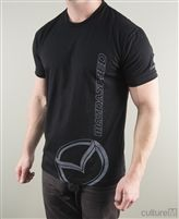 Show off your passion for Mazdaspeed with this comfortable shirt! Water based print for a durable and lasting look. #zoomzoom #MazdaEnthusiast #Mazda #comfy #tee #Mazdaspeed