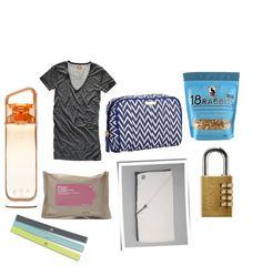 New Essentials For Your Gym Bag