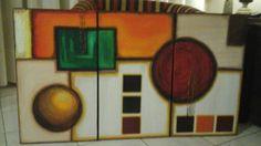 Cuadros abstractos #buyart #cuadrosmodernos #art