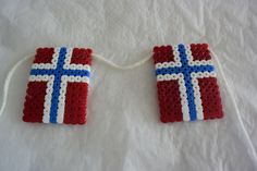 17. mai pynt – Mitt Lille Prosjekt Kids Crafts, Diy And Crafts, Arts And Crafts, Ponytail Hat Knitting Pattern, 17 Mai, Scandi Style, Cool Diy, Holidays And Events, Perler Beads
