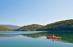 Incontournables - Lac de Saint-Cassien