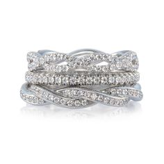 Stackables from The Lazare Diamond