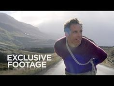 The Secret Life of Walter Mitty (2013) | Exclusive Footage | 20th Century FOX - YouTube