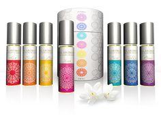 Oils-chakras essential oils, vetiver, peppermint, lemongrass