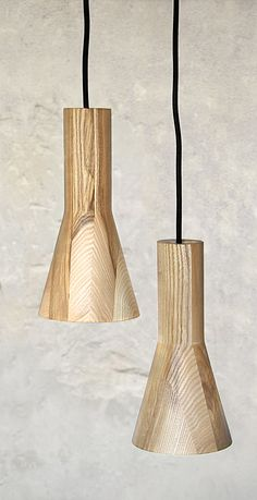 Anteklights - Wooden handcrafted lamps