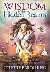 Wisdom of the Hidden Realms Oracle Cards (Cards)