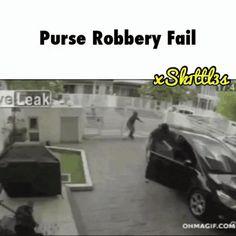 purse, robbery, fail, SkittlesFeatured GIF