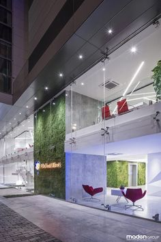 ProCredit Bank | Maden Group; Photo: Atdhe Mulla | Archinect