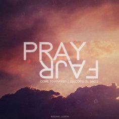 Pray | Fajr