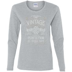 Vintage Aged To Perfection 1965 - 53rd Birthday Gift T-shirt