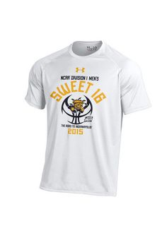 Wichita State Shockers 2015 Sweet 16 Under Armour Short Sleeve Tee http://www.rallyhouse.com/shop/under-armour-wichita-state-shockers-mens-short-sleeve-tee-performance-tshirt-white-55290667?utm_source=pinterest&utm_medium=social&utm_campaign=Sweet16-WSUShockers $33.00