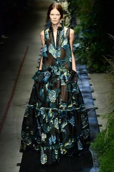 Erdem Spring/Summer 2015 Ready-To-Wear London Fashion Week