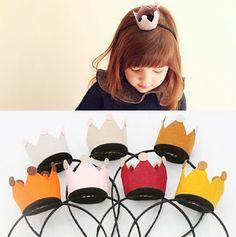 DIY : une couronne pour votre princesse!