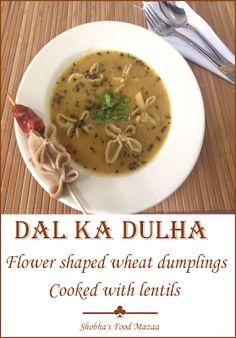 Shobha's Food Mazaa: Bihar Cuisine Legumes Recipe, International Recipes, Dumplings, Lentils, Friends, Cooking, Ethnic Recipes, Food, Amigos