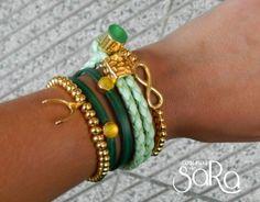 Verde esperanza....una combinacion perfecta!!!!