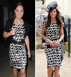 Reason #19248 why we love Kate Middleton: She wore the same dress she's had for four years!