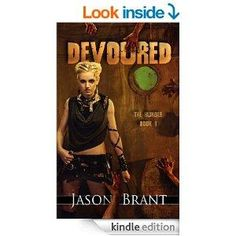Devoured (The Hunger Book 1) by Jason Brant 4.9 stars (28 reviews)
