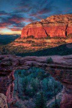 Sedona Arizona's Dev