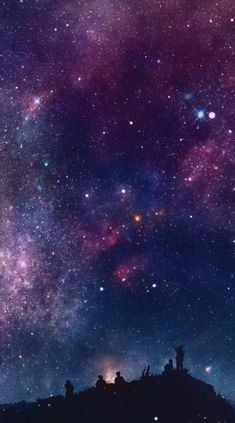 Until then, my friends, tell the sun and stars hello for me. - Bob (the titan) (house of hades) Sky Painting, Galaxy Painting, Wallpaper Space, Galaxy Wallpaper, Space Backgrounds, Wallpaper Backgrounds, Beautiful Nature Wallpaper, Sky Landscape, Beautiful Dream